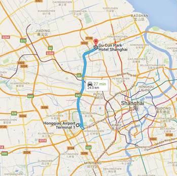 SHA map